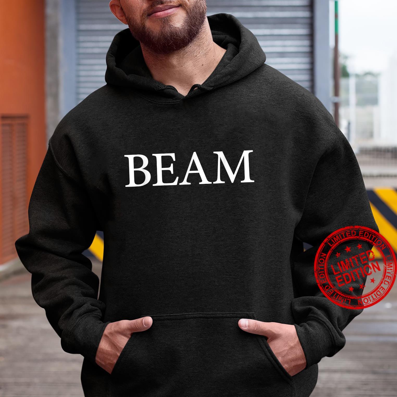 Beam Name Family Vintage Retro Shirt hoodie