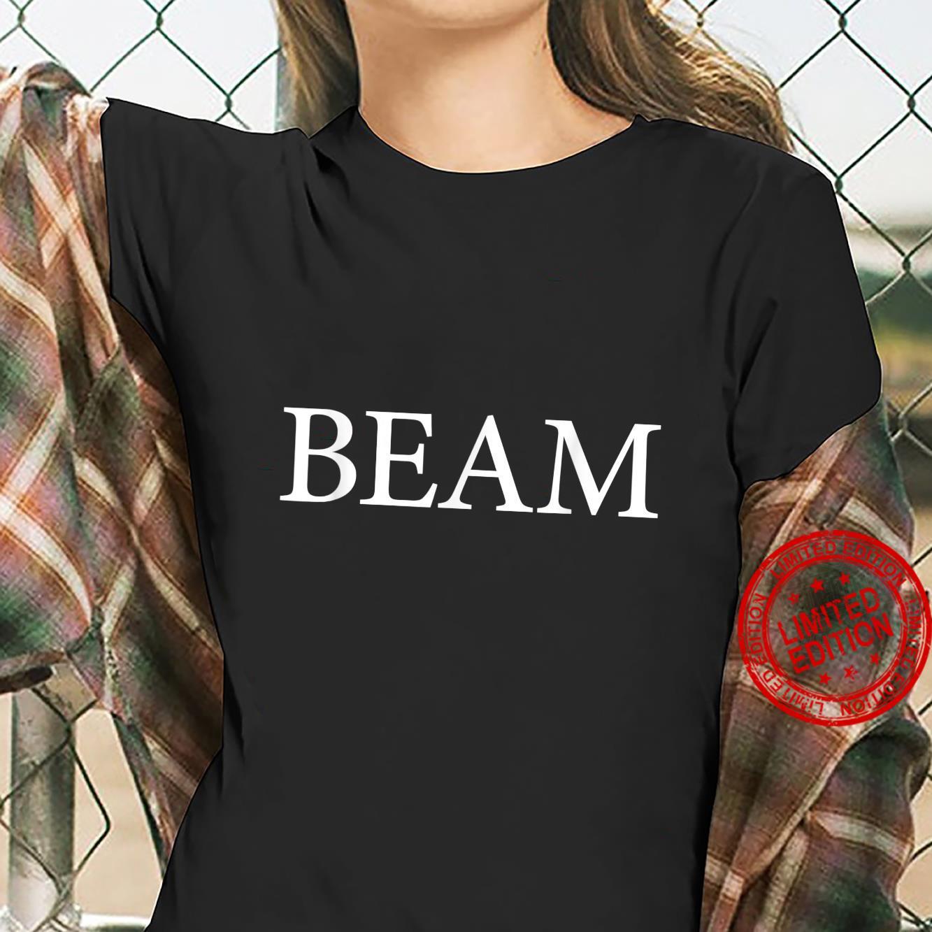 Beam Name Family Vintage Retro Shirt ladies tee