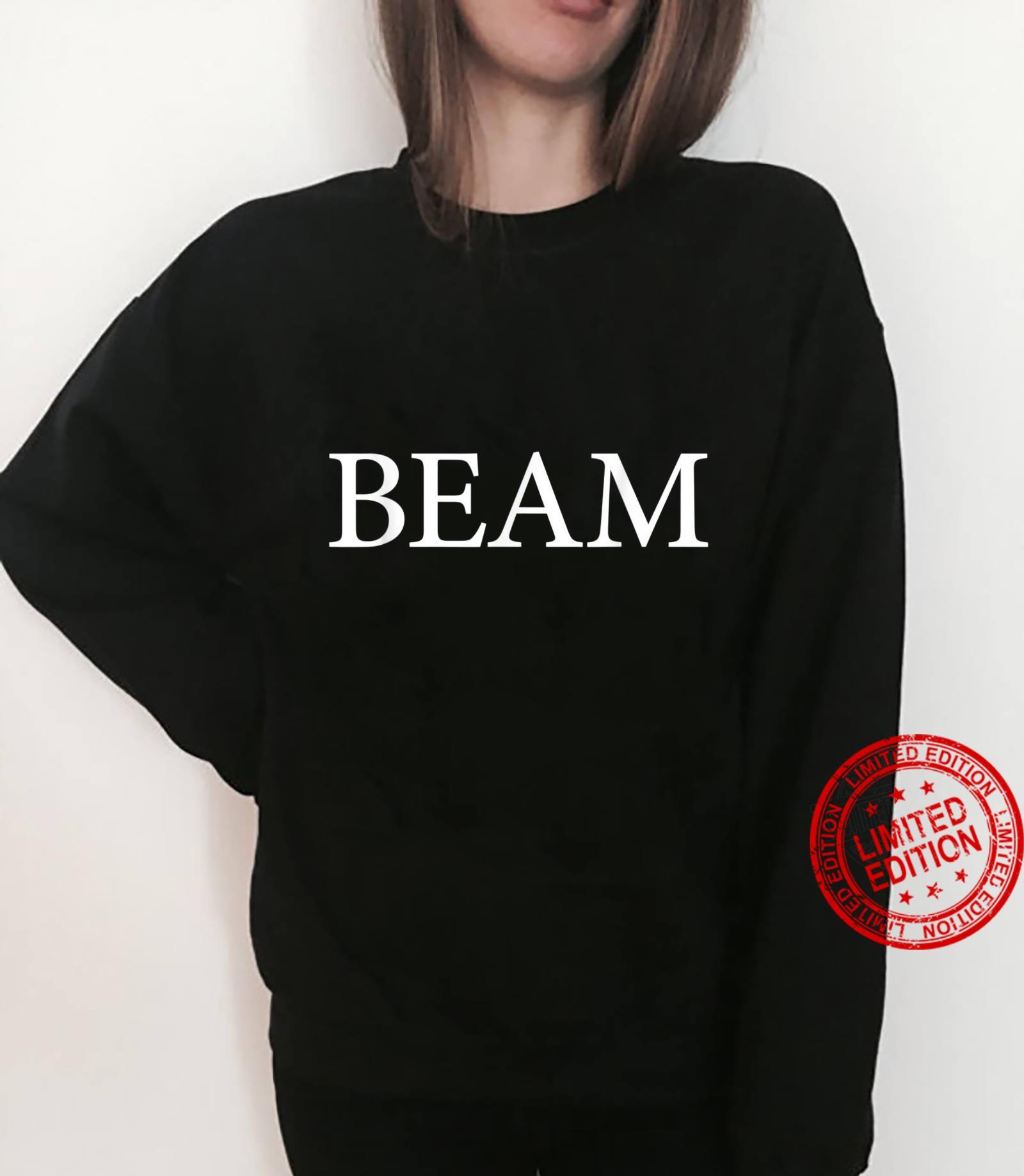 Beam Name Family Vintage Retro Shirt sweater
