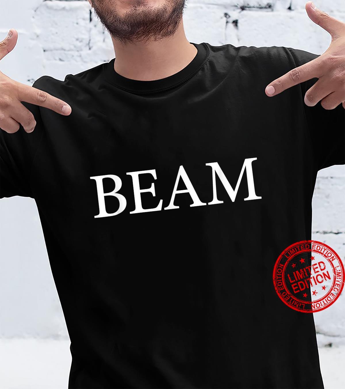 Beam Name Family Vintage Retro Shirt