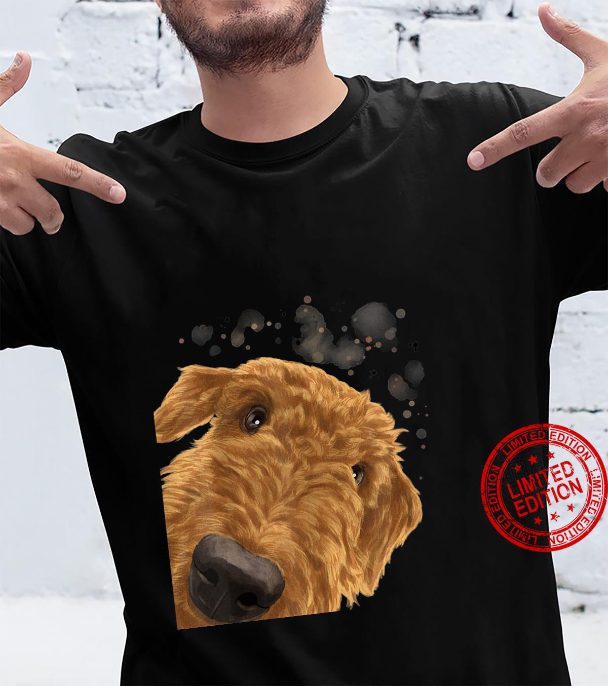 Funny Dog Airedale Terrier Shirt
