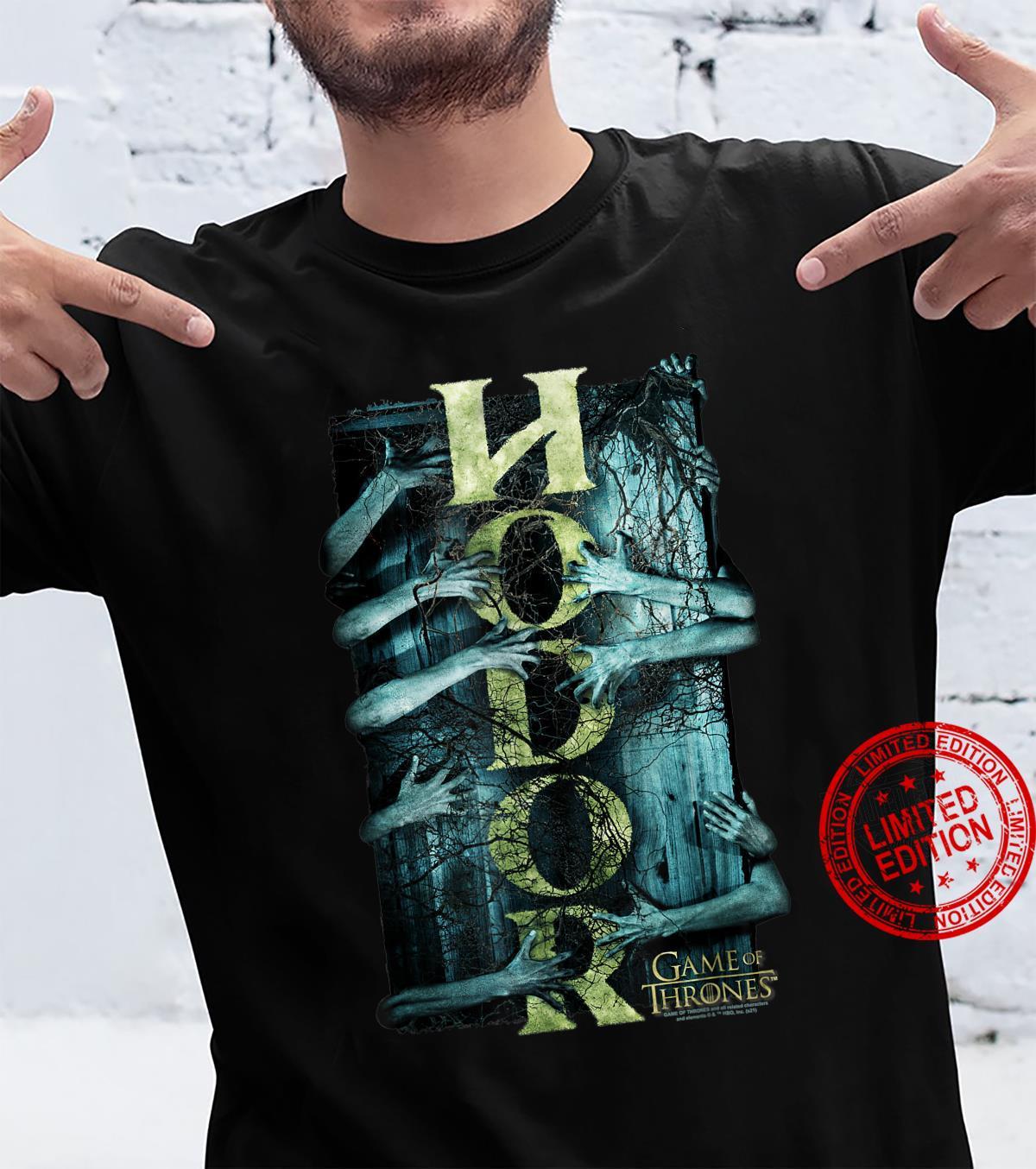 Game of Thrones Hodor Shirt