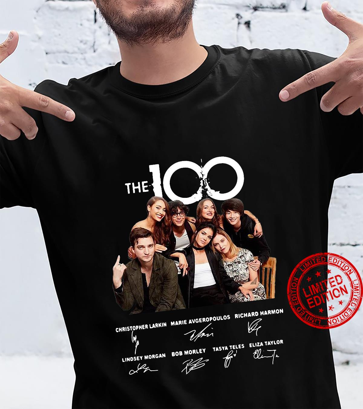 The 100 Casts Signature Shirt