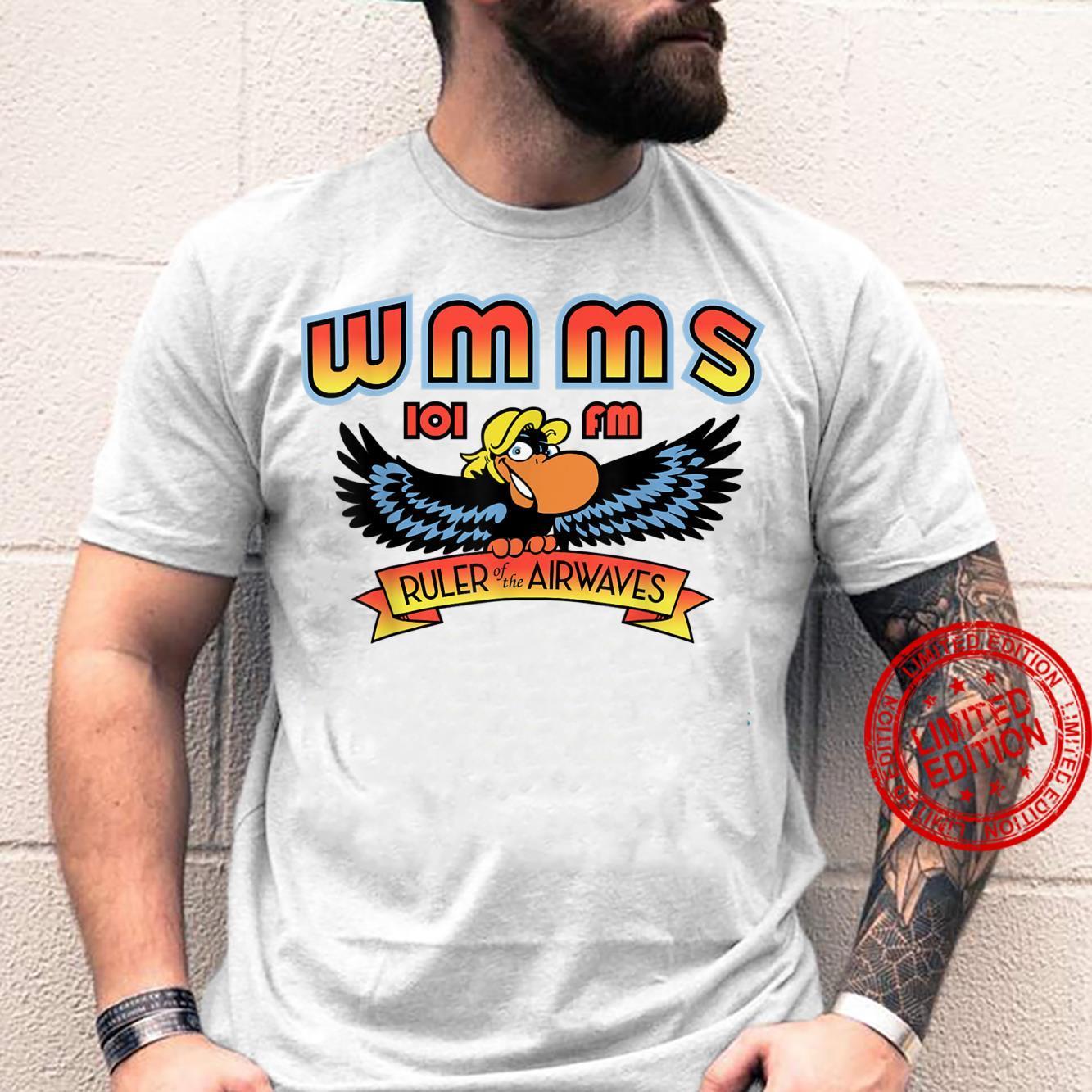 WMMS 101 FM Radio Shirt