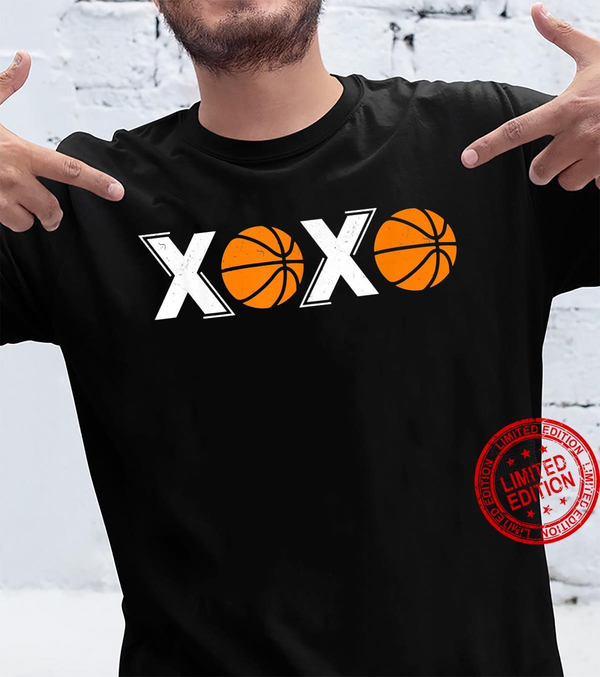 XOXO Basketball Shirt