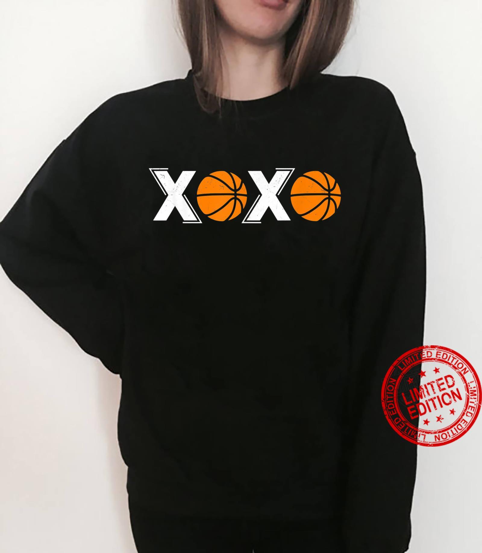 XOXO Basketball Shirt sweater