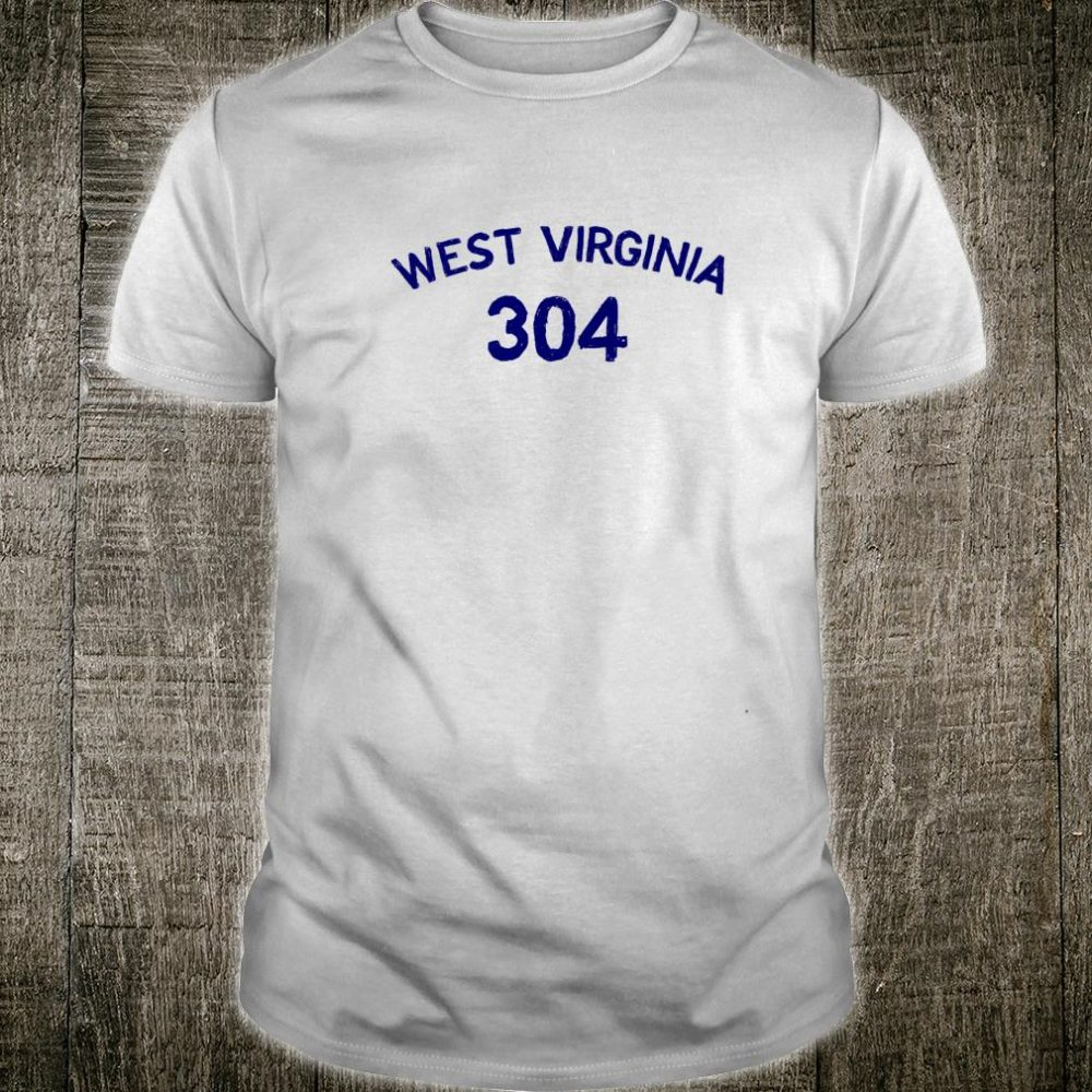 304 West Virginia Shirt