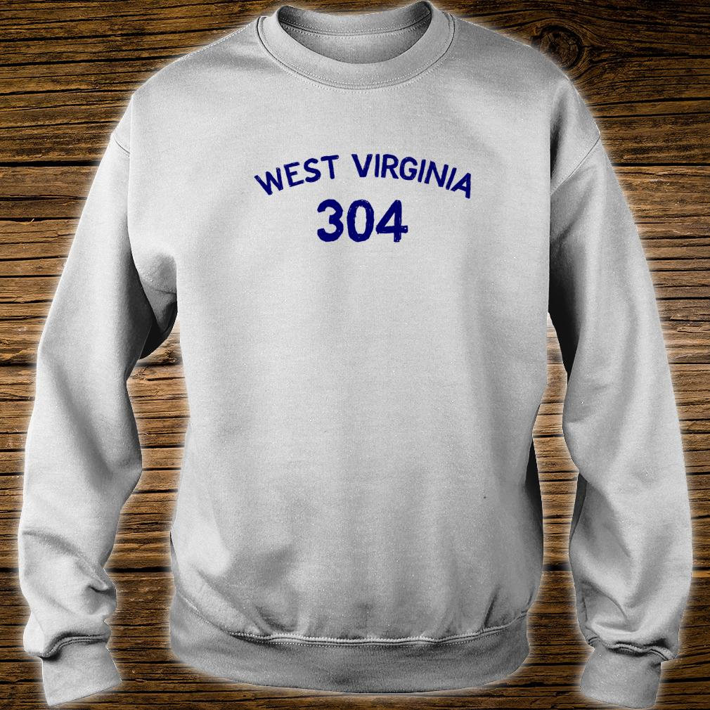 304 West Virginia Shirt sweater