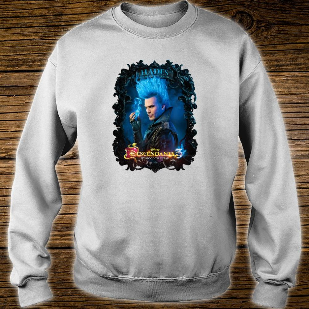 Disney Channel Descendants 3 Hades Shirt sweater