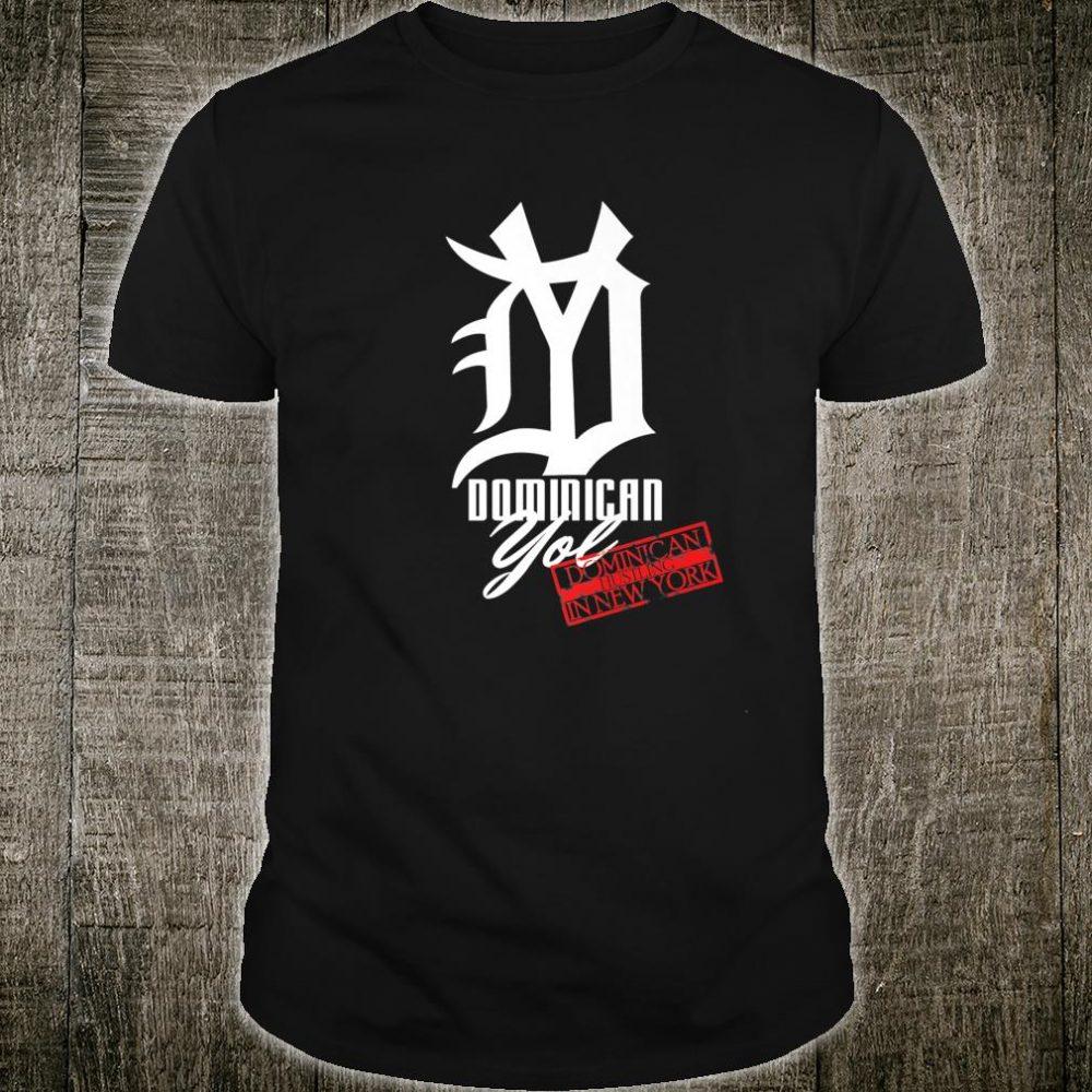 Dominicanyol dominican baseball bronx Shirt