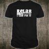 Electrician Craftsman Repairman Work Clothes Shirt