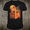 Electrician Spooky Halloween Creepy Shirt