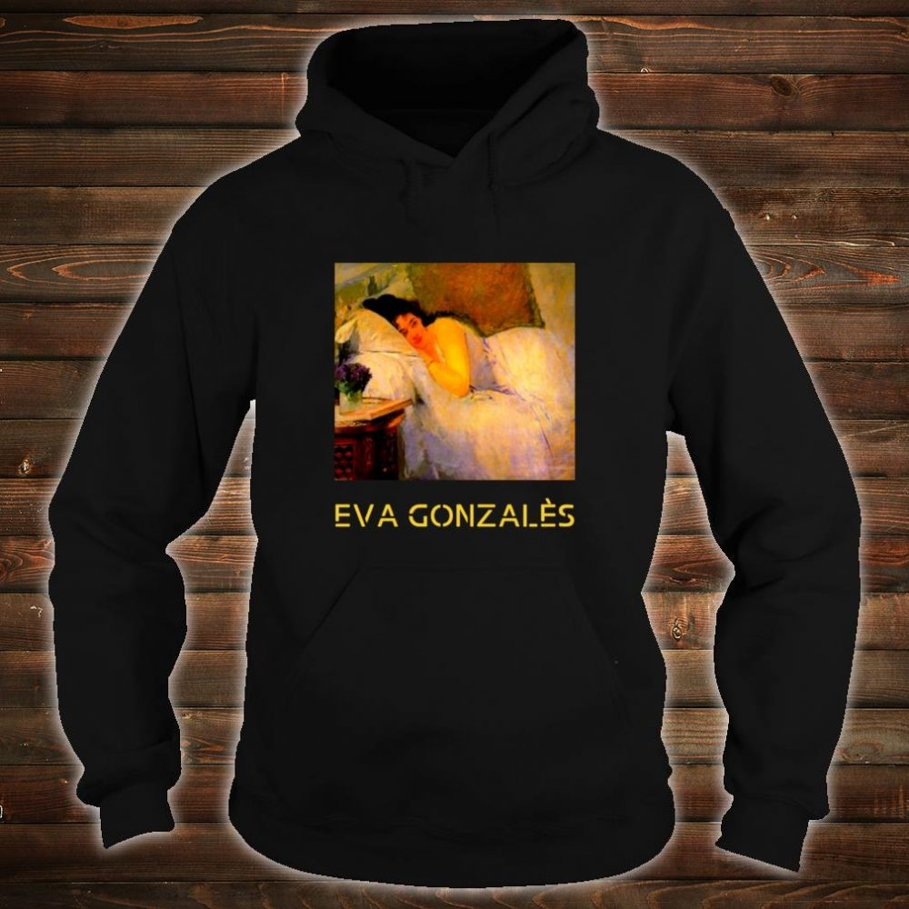 Eva Gonzales Design for Arts 1876 Shirt hoodie
