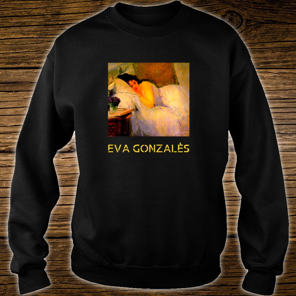 Eva Gonzales Design for Arts 1876 Shirt sweater