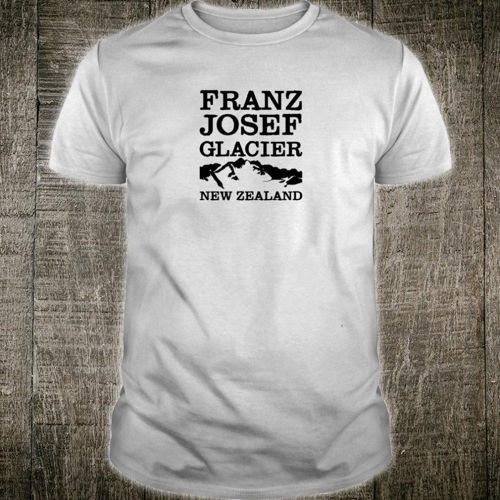 Franz Josef Glacier New Zealand Shirt
