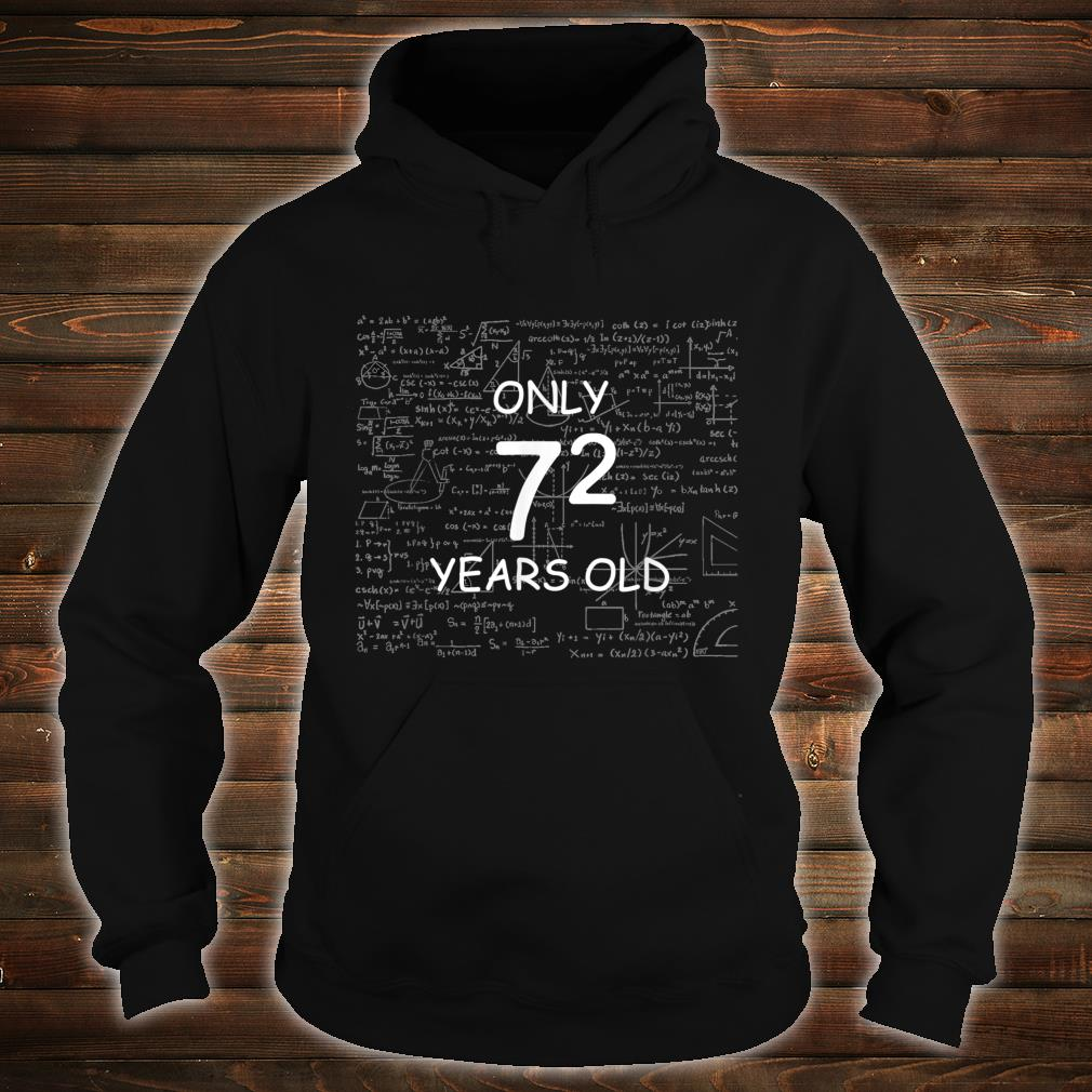 Math Only 49 Years Old Birthday Shirt hoodie