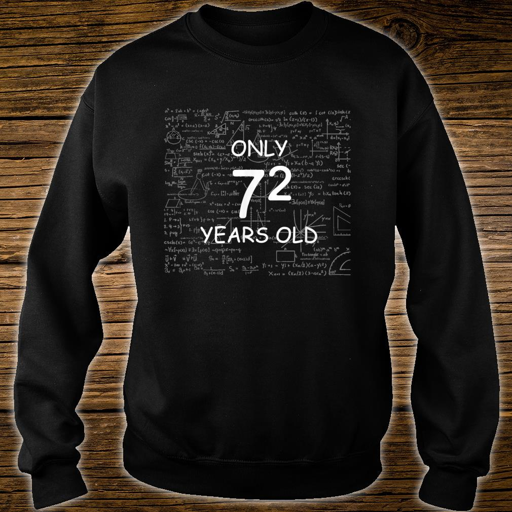 Math Only 49 Years Old Birthday Shirt sweater