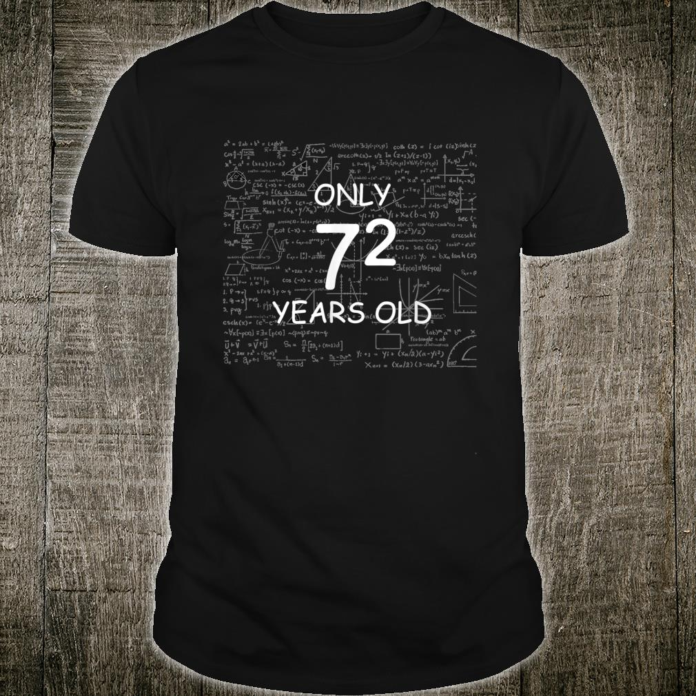 Math Only 49 Years Old Birthday Shirt