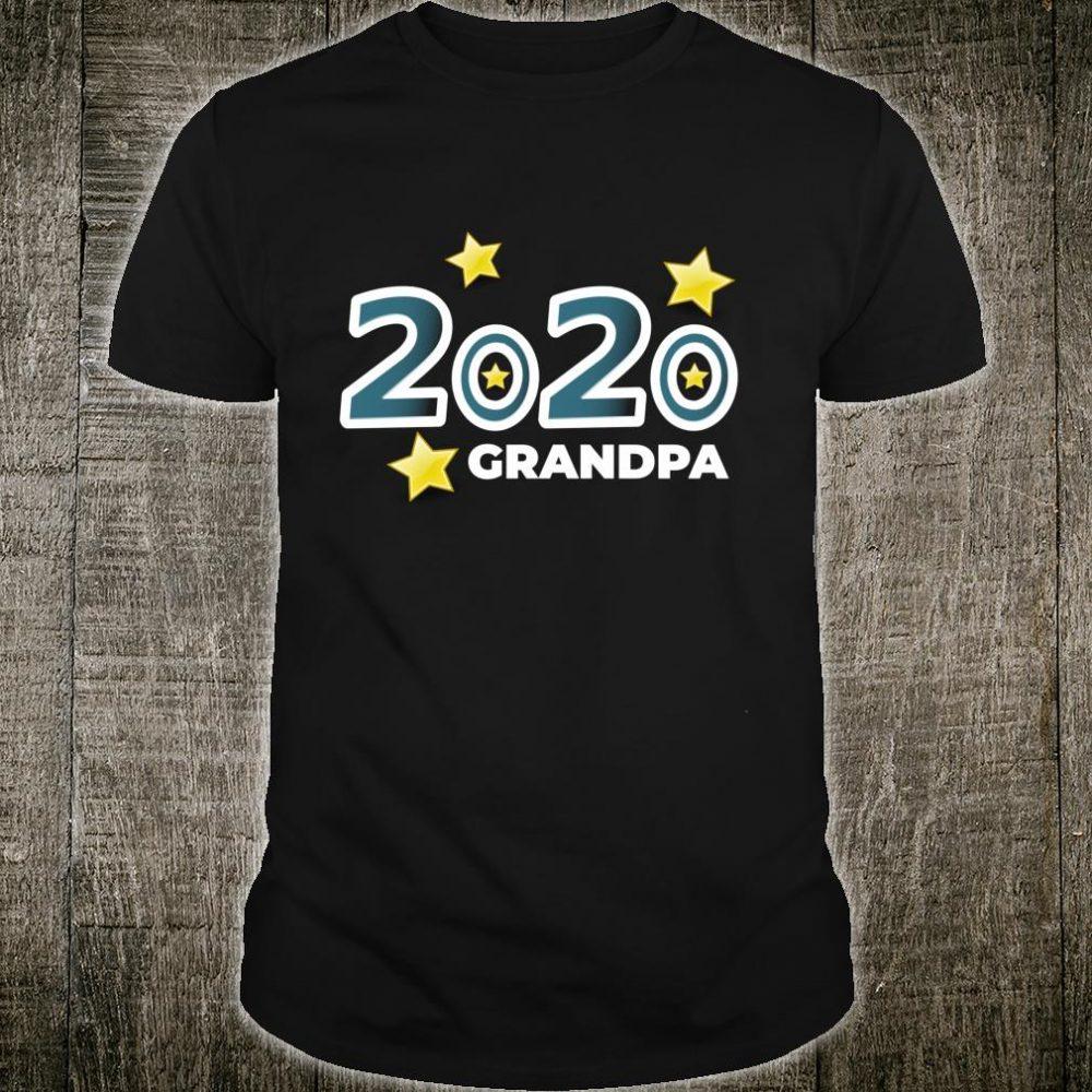 New Years Eve 2020 Matching Family Grandpa Happy New Year Shirt