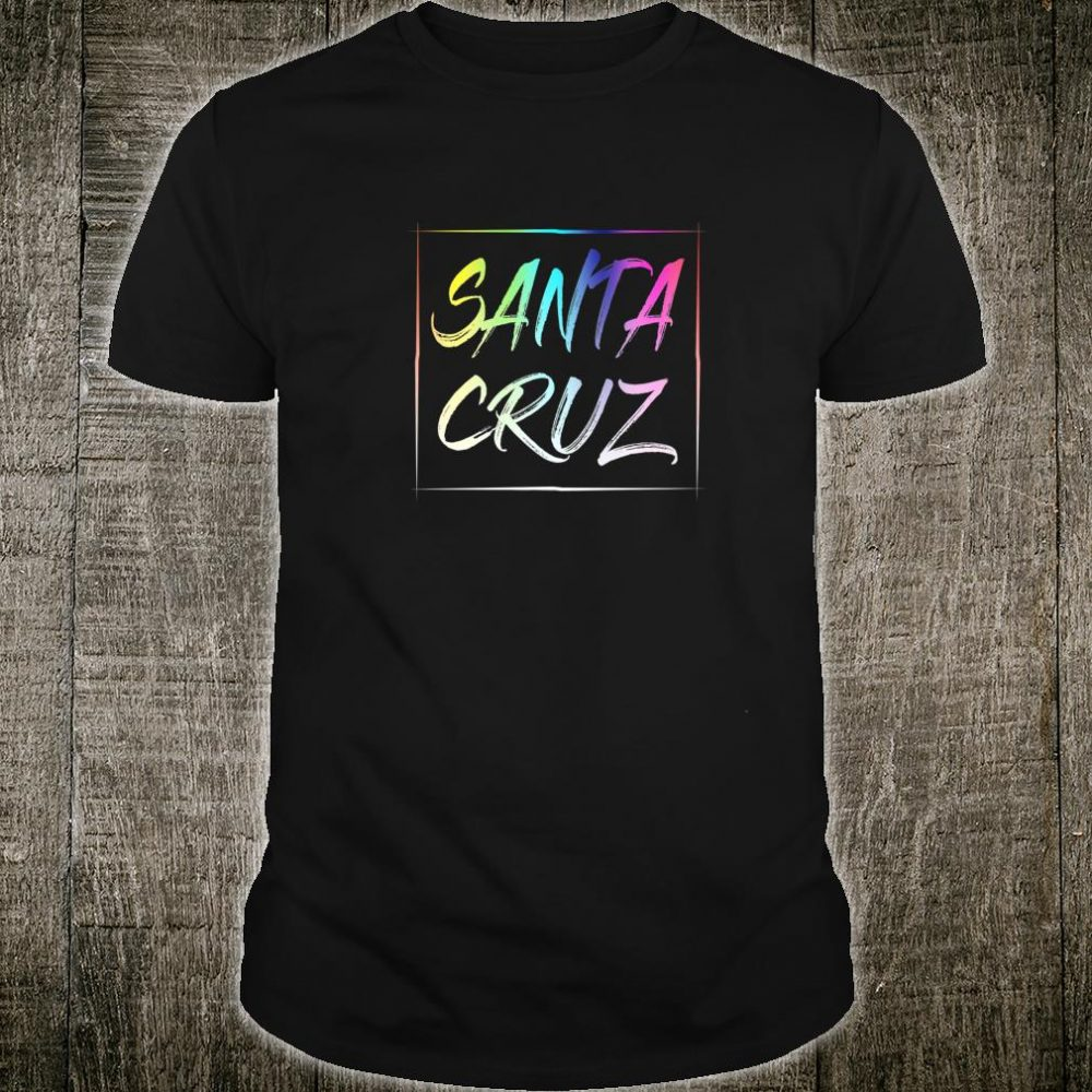 Santa Cruz Vintage California Beach Shirt