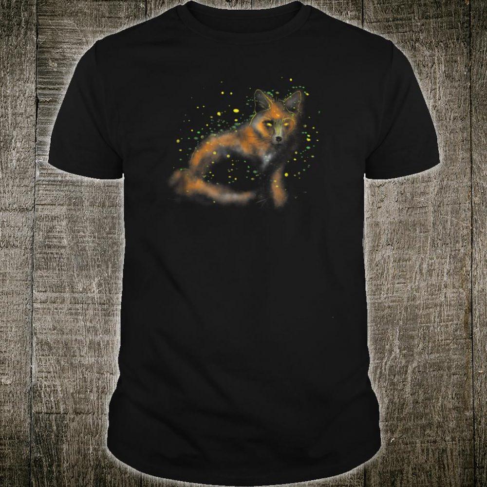 Shirt.Woot Magical Fox Shirt