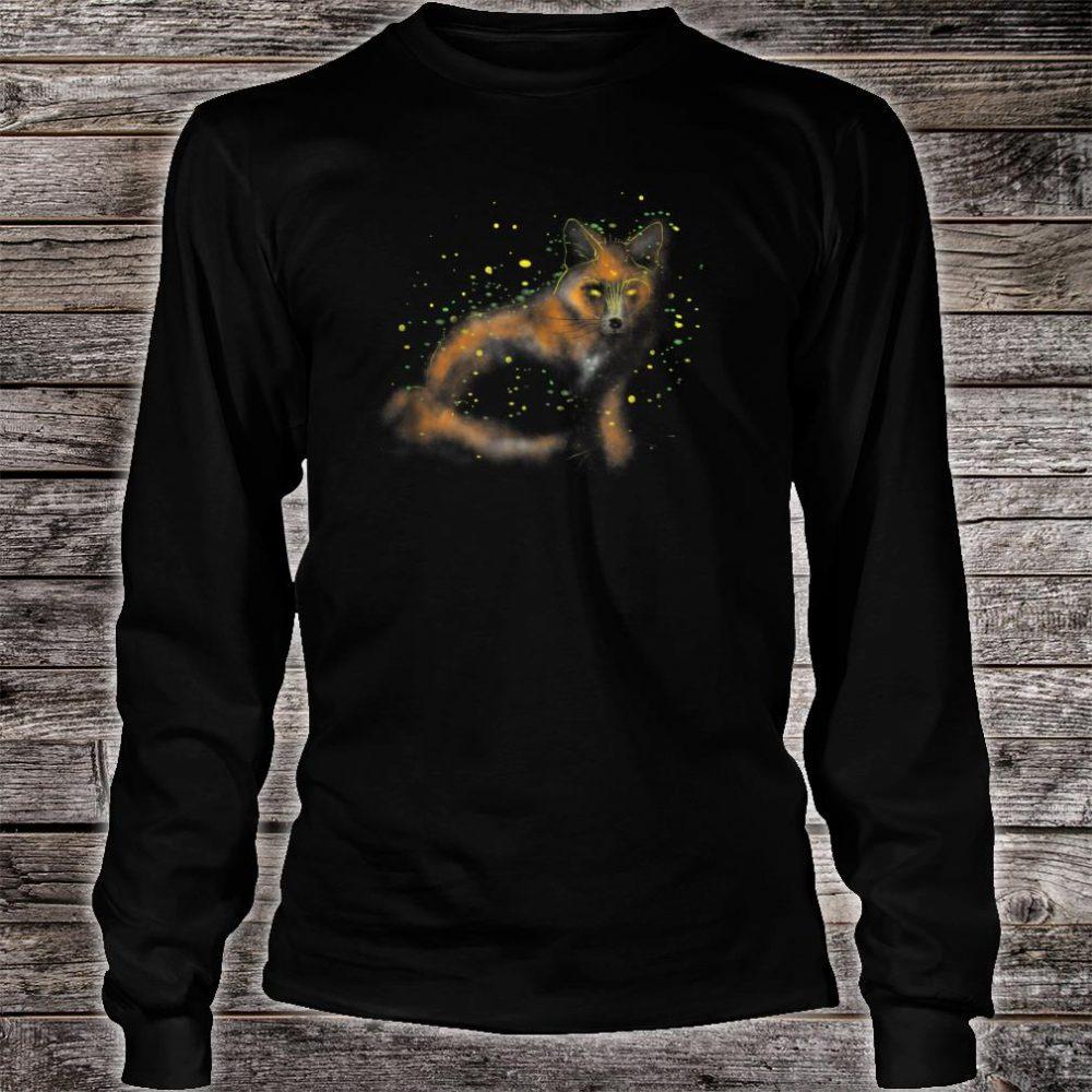 Shirt.Woot Magical Fox Shirt long sleeved