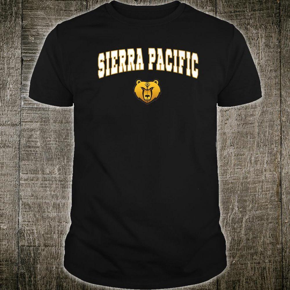 Sierra Pacific High School Golden Bears Shirt C2 Shirt