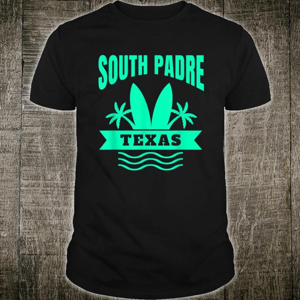 South Padre Island Shirt Texas Vacation Souvenir Shirt
