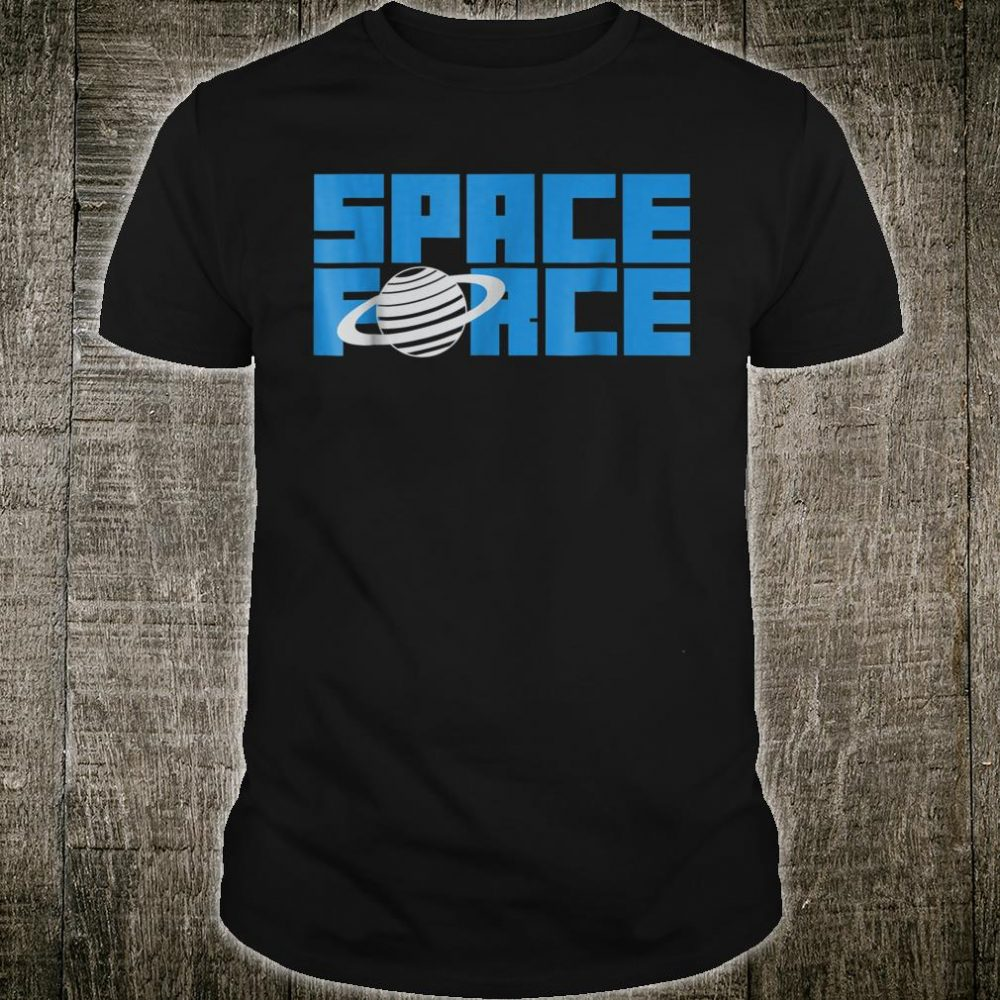Space Force Trump Shirt
