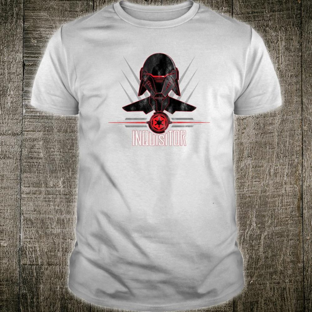 Star Wars Jedi Fallen Order Inquisitor Shirt
