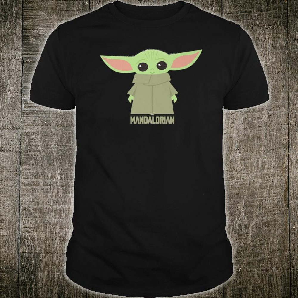 Star Wars The Mandalorian The Child Stance Shirt