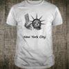 Statue of Liberty Profile Architecture Shirt