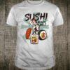 Sushi Black belt Shirt