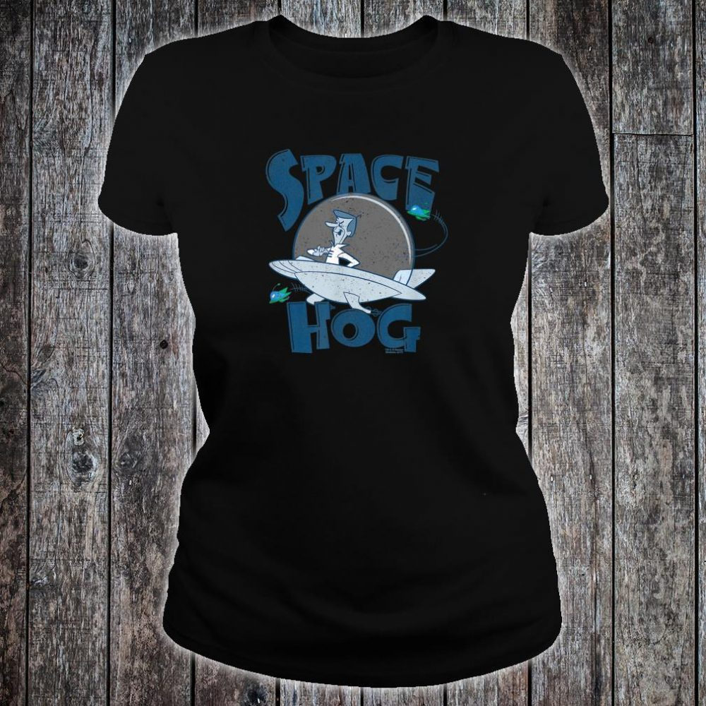 The Jetsons Space Hog Shirt ladies tee