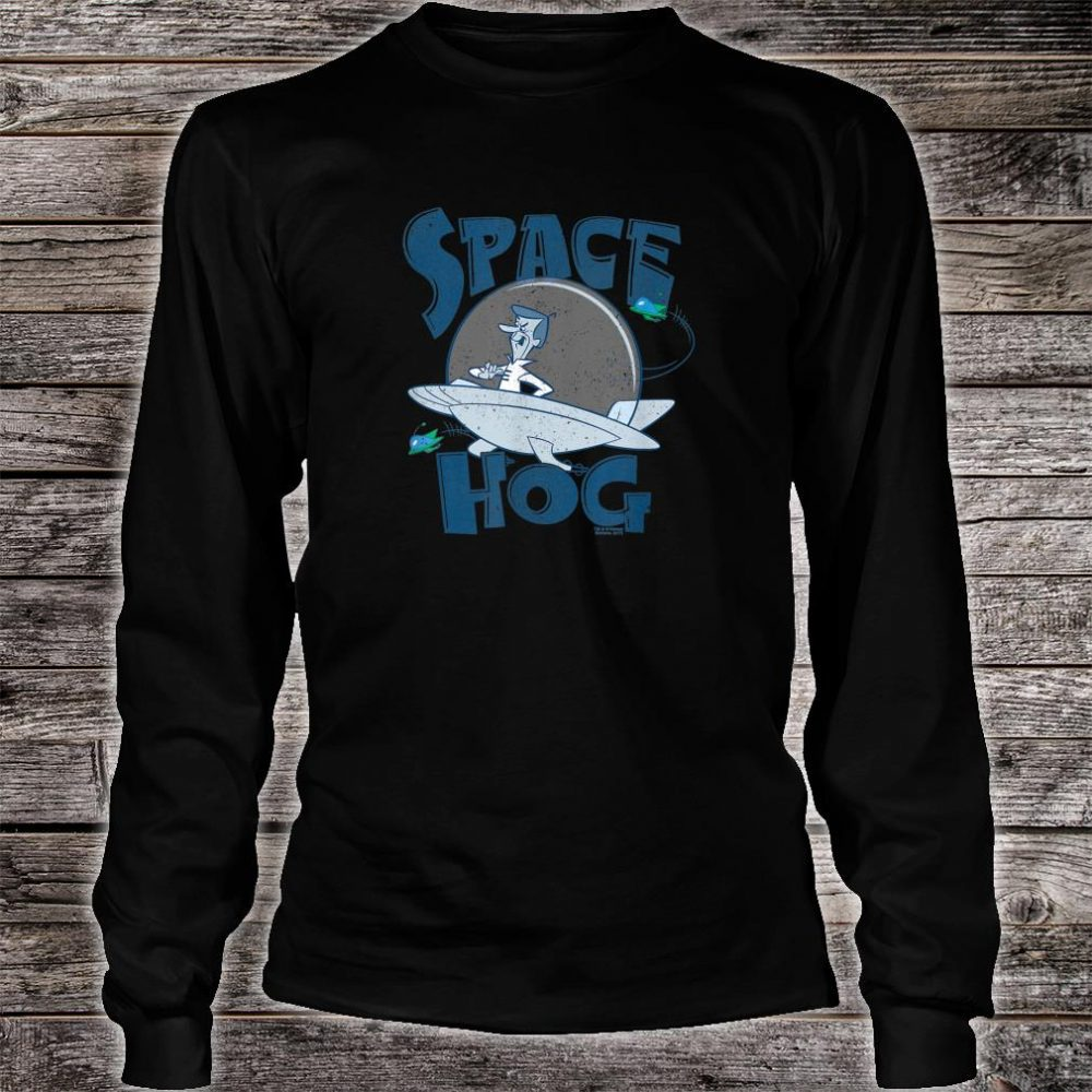 The Jetsons Space Hog Shirt long sleeved