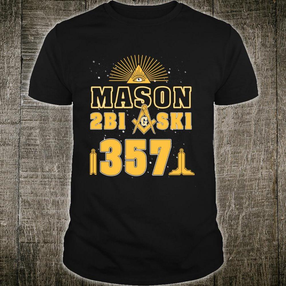 Freemason 2B1 ASK1 Shirt