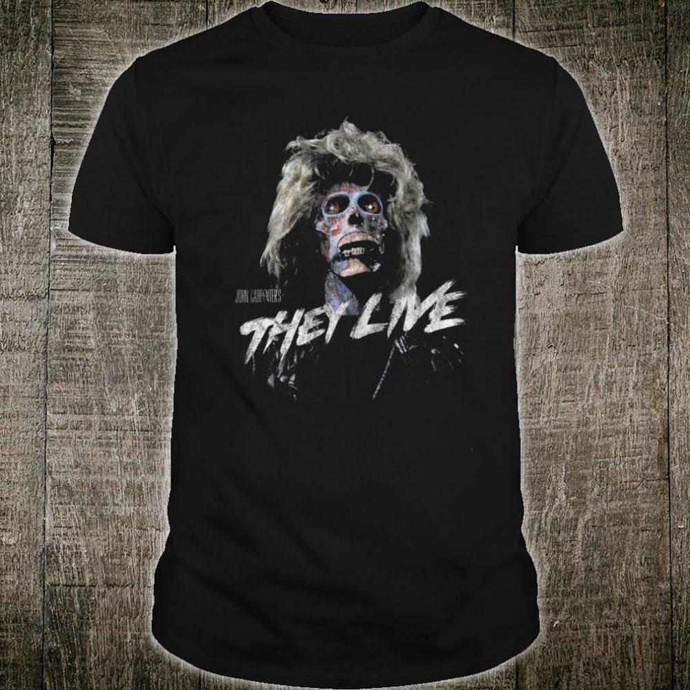 They Live Rocker Shirt
