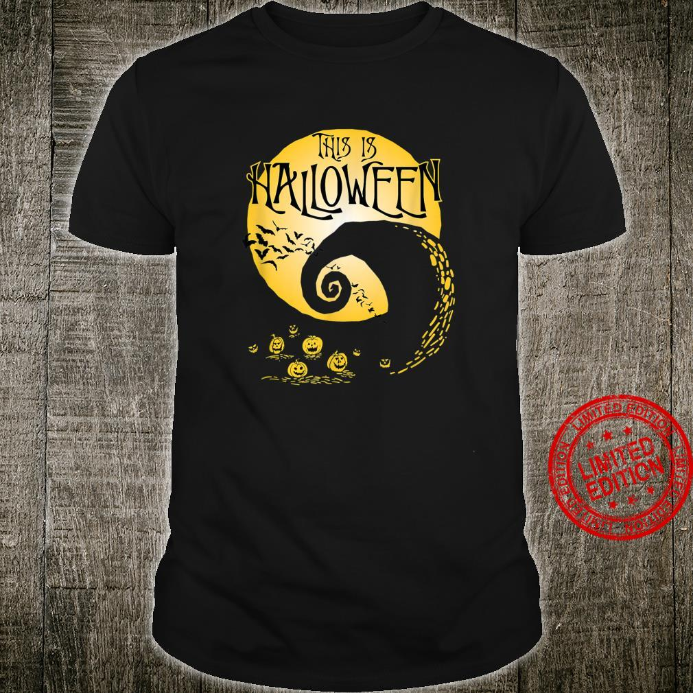 This Is Halloween Shirt