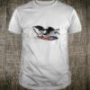 Vintage Eagle Resist Gun Confiscation Shirt