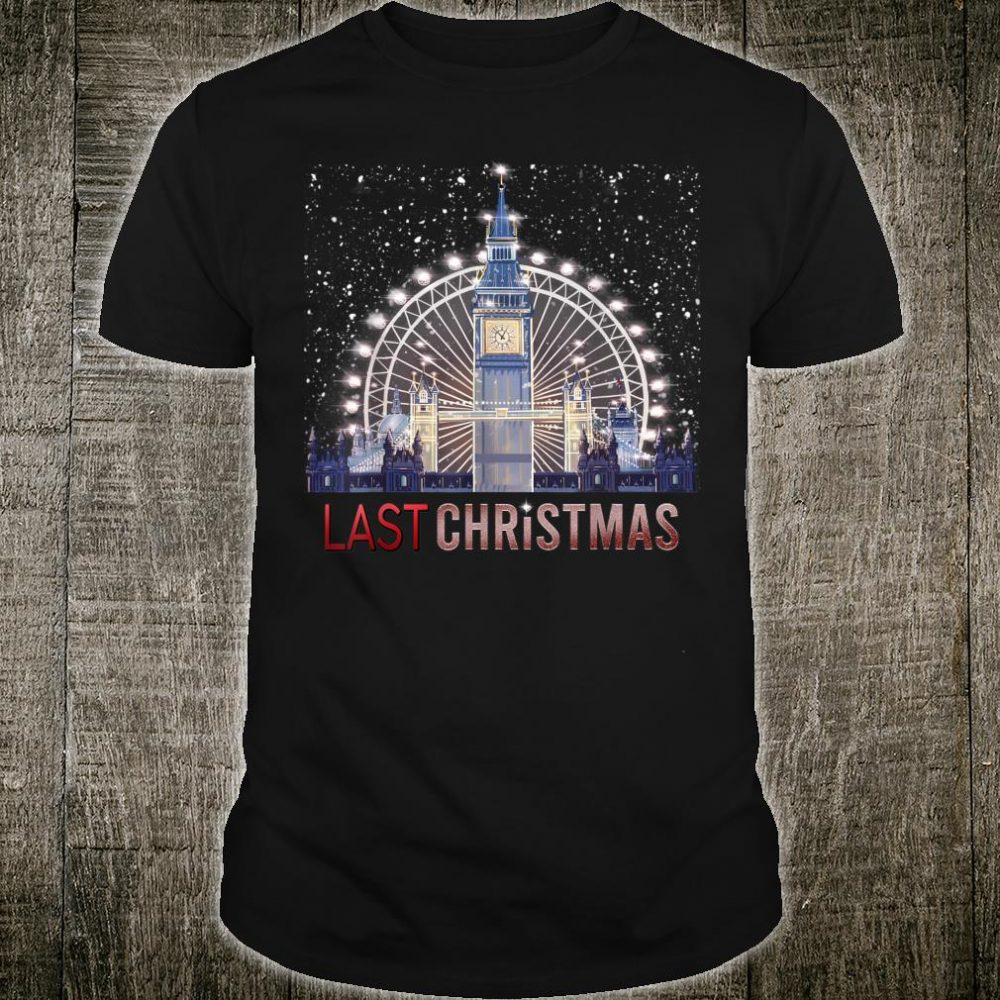 Watching last Christmas movie wonderful time of the year Shirt