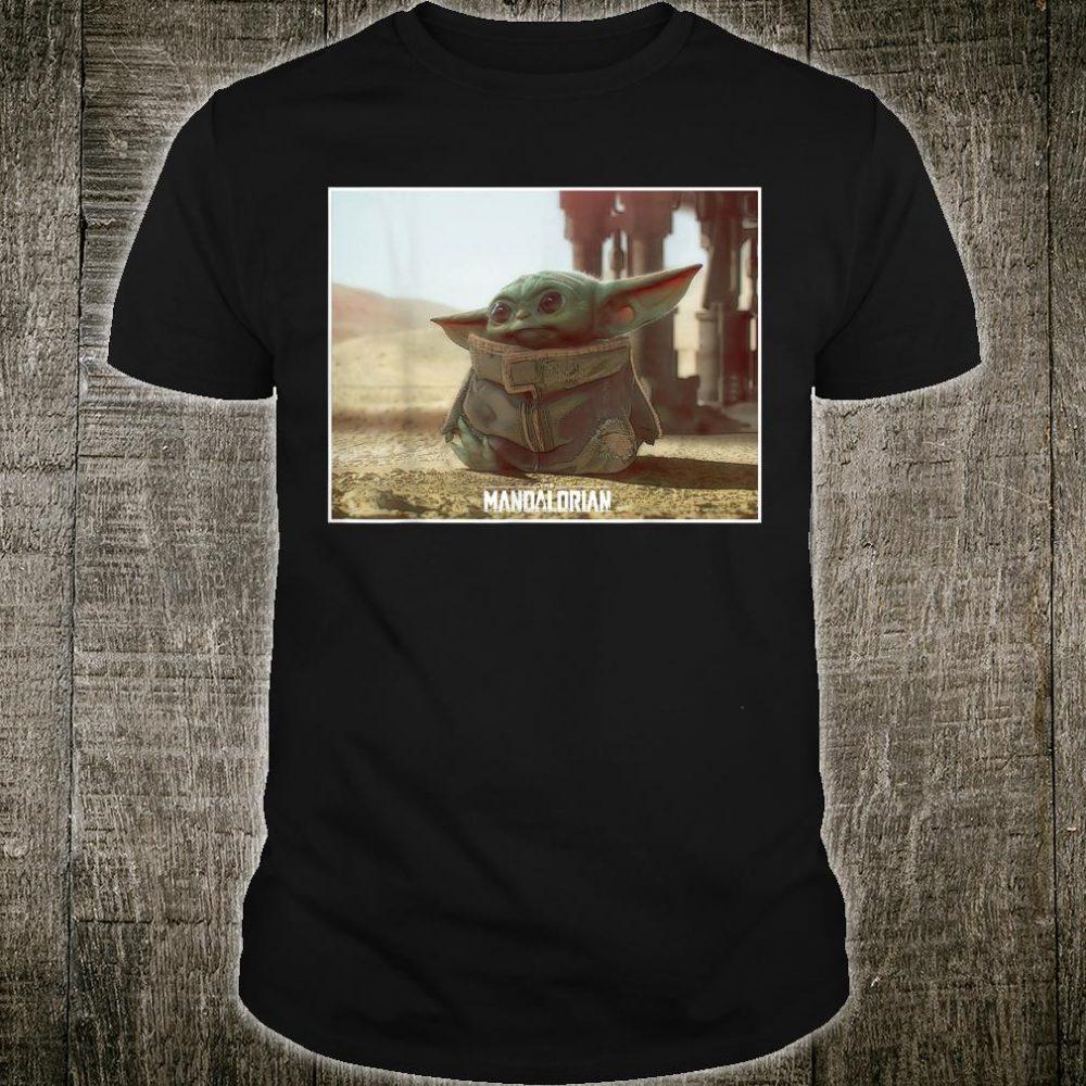 WatchingMovieTheMandalorianBabyChristmasYodaGift Shirt